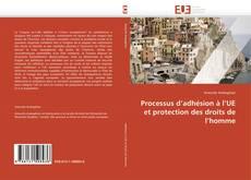 Portada del libro de Processus d'adhésion à l'UE et protection des droits de l'homme