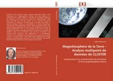 Portada del libro de Magnétosphère de la Terre - Analyse multipoint de données de CLUSTER