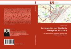 Couverture de La migration des étudiants sénégalais en France
