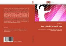 Bookcover of Les Emotions Musicales
