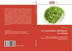 Bookcover of Les contraintes abiotiques: La salinité