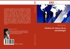 Borítókép a  Genèse et nature de la suicidologie - hoz