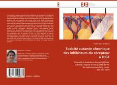 Borítókép a  Toxicité cutanée chronique des inhibiteurs du récepteur à l''EGF - hoz