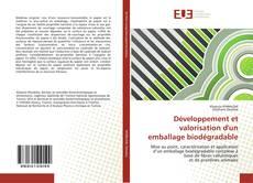 Développement et valorisation d'un emballage biodégradable kitap kapağı