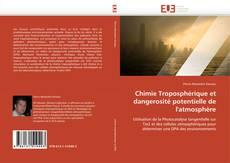 Buchcover von Chimie Troposphérique et dangerosité potentielle de l'atmosphère