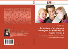 Buchcover von Émergence d'un nouveau paradigme éducationnel: le mobile-learning