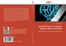 Quantification en imagerie optique diffuse cérébrale kitap kapağı
