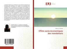 Capa do livro de Effets socio-économiques des inondations