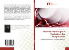 Portada del libro de Modèles linéaires pour l'évaluation des compétences