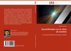 Bookcover of Quantification sur le cône de lumière