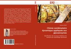 Bookcover of Chimie combinatoire dynamique appliquée aux glycoenzymes