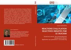 Bookcover of REACTIONS D'ALLYLATION SELECTIVES INDUITES PAR LE SILICIUM