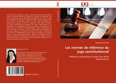 Copertina di Les normes de référence du juge constitutionnel
