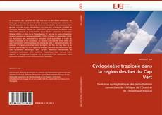 Bookcover of Cyclogénèse tropicale dans la region des Iles du Cap Vert