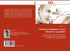 Bookcover of Schémas inadaptés et vécu affectif au quotidien