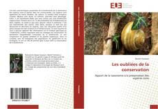 Bookcover of Les oubliées de la conservation