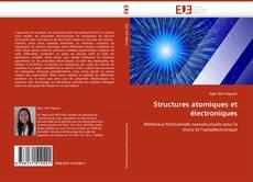 Structures atomiques et électroniques kitap kapağı