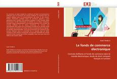 Buchcover von Le fonds de commerce électronique