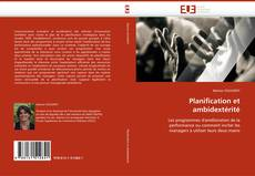 Portada del libro de Planification et ambidextérité