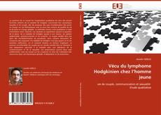 Portada del libro de Vécu du lymphome Hodgkinien chez l''homme jeune