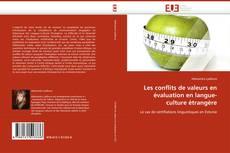 Buchcover von Les conflits de valeurs en évaluation en langue-culture étrangère