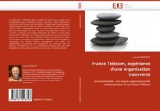 Bookcover of France Télécom, expérience d''une organisation transverse