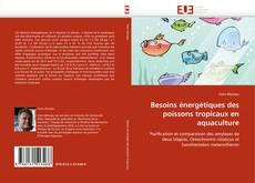 Bookcover of Besoins énergétiques des poissons tropicaux en aquaculture