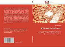 Capa do livro de Spiritualité au féminin