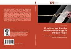 Buchcover von Simulation aux Grandes Echelles de l'allumage de moteurs fusées