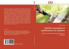 Borítókép a  Activité musculaire et performance en cyclisme - hoz