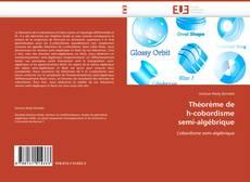 Bookcover of Théorème de  h-cobordisme  semi-algébrique