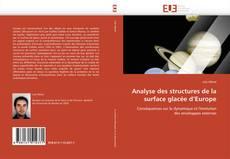 Bookcover of Analyse des structures de la surface glacée d'Europe