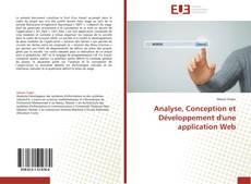 Bookcover of Analyse, Conception et Développement d'une application Web