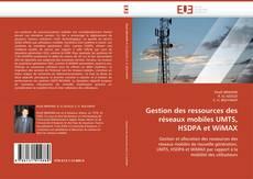 Capa do livro de Gestion des ressources des réseaux mobiles UMTS, HSDPA et WiMAX