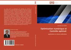 Обложка Optimisation numérique et Contrôle optimal: