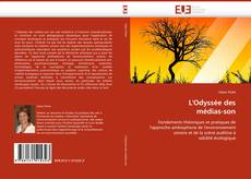 Bookcover of L''Odyssée des médias-son