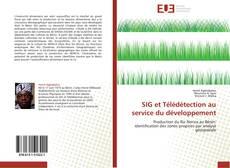SIG et Télédétection au service du développement kitap kapağı
