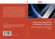 Capa do livro de Étude d'une équation de Schrödinger non-linéaire