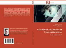 Vaccination anti-amarile et immunodépression的封面