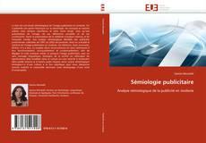 Bookcover of Sémiologie publicitaire