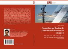 Copertina di Nouvelles méthodes de traitement d''antenne en émission