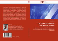 Bookcover of Les fortes puissances électriques pulsées