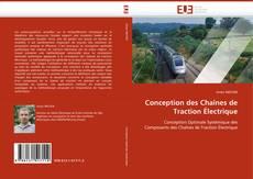 Couverture de Conception des Chaînes de Traction Électrique
