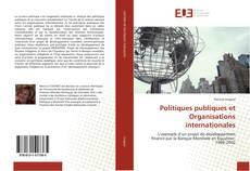 Politiques publiques et Organisations internationales的封面
