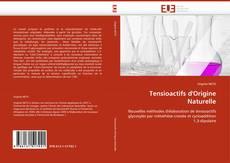 Bookcover of Tensioactifs d''Origine Naturelle
