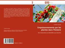 Copertina di Empoisonnements par les plantes dans l''histoire