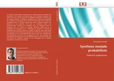 Couverture de Synthèse modale probabiliste