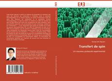 Обложка Transfert de spin