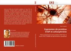 Buchcover von Expression de protéine STOP et schizophrénie
