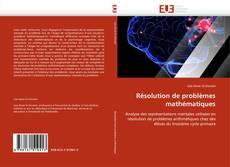 Borítókép a  Résolution de problèmes mathématiques - hoz